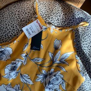 floral tj maxx dress